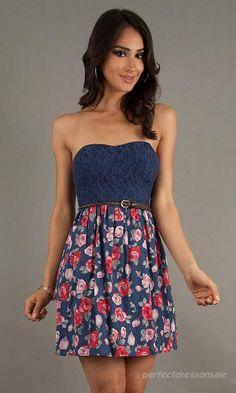 Natural Curto Prom vestidos de chiffon da boneca Prom 06950