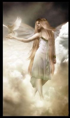 Angels Photo: Angel Of Peace Angels Among Us, Angels And Demons, Celestial, Arte Sailor Moon, I Believe In Angels, My Guardian Angel, Angel Pictures, Angel Images, Angels In Heaven