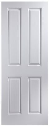4 Panel White Interior Doors provincial internal doors - provincial aesthetics for the homes of