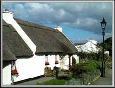 Ireland.  Took our honeymoon there about 11 years ago.  We felt happy & at home there.