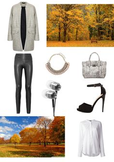 Brrrr! It's getting cold! Team your trendy autumn look with some Platinum Buds!