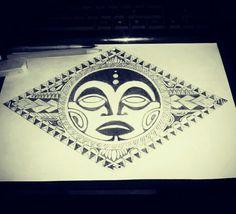 Polynesian Tattoos, Tattoo Designs, Passion, Nice, Cards, Maori, Maps, Tattooed Guys, Nice France