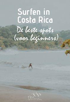 Costa Rica staat al jaren op de kaart van de surfer, en het kleine land heeft twee kusten die bezaaid zijn met golven. Terwijl ervaren surfers uit de hele wereld naar Costa Rica komen om beroemde breaks zoals Witch's Rock, Salsa Brava en Playa Hermosa te surfen, komen beginnende surfers massaal om te leren surfen. Waar kun je surfen in Costa Rica en hoe is het? Surf Travel, Surf Trip, Travel Tips, Travel Destinations, Costa Rica, Central America, South America, Learn To Surf, Mexico City