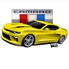 1000 Images About 2016 Camaro Photoshop On Pinterest