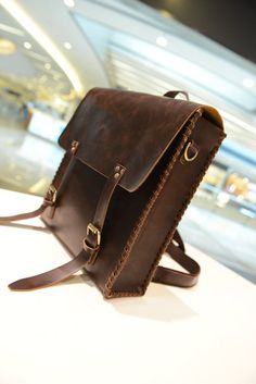 Men and Women Leather BACKPACK, Fashion LEATHER Satchel, Leather Shoulder Bag, leather tote, Leather Briefcase, leather Laptop Bag LOVE!!!!!
