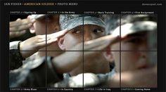 2010 - Categoría de fotografía de reportaje   Concedido a Craig F. Walker del Denver Post por su retrato íntimo de un adolescente que se alista en el ejército en el momento máximo de la insurgencia en Irak, buscando conmovedoramente el significado de la hombría.