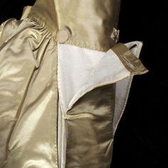 Pocket detail on breeches, KSUM 1983.1.22 a-c