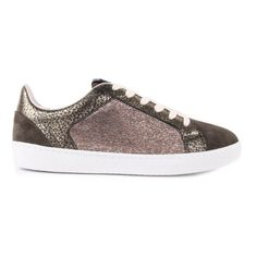 Craie Suede Just Trainers Khaki