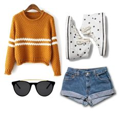 """""""A My Life as Eva inspired outfit."""" by natalie-mogel on Polyvore featuring Keds and Smoke & Mirrors You can go purchase all these items on Polyvore!!"""