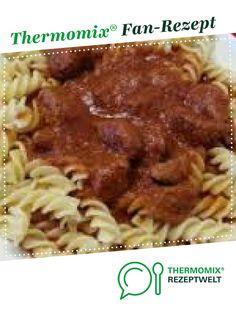 Malzbiergulasch von Beate Carola. Ein Thermomix ® Rezept aus der Kategorie Hauptgerichte mit Fleisch auf www.rezeptwelt.de, der Thermomix ® Community.