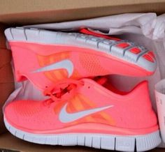 Amazing with this fashion Shoes! get it for 2016 Fashion Nike womens running shoes for you!Women nike Nike free runs Nike air max running shoes nike Nike shox Half price nikes Nike basketball shoes Nike air max. Pink Nike Shoes, Pink Nikes, Nike Free Shoes, Nike Shoes Outlet, Running Shoes Nike, Neon Nikes, Running Sneakers, Leopard Nikes, Running Sports