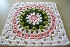 Ravelry: buttercup11's ZZ A - Squaring the Big Circle A