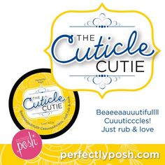 Cuticle Cutie by Perfectly Posh  https://www.perfectlyposh.us/PurelyPampering/