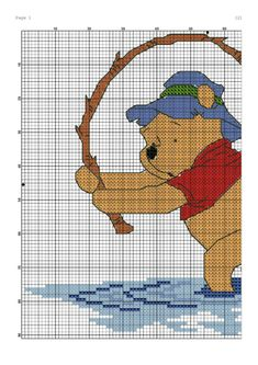 Winnie The Pooh Fishing #2 ~ Saved from cnekane.gallery.ru