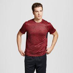 Men's Graphic Run T-Shirt Scarlet Red XL - C9 Champion