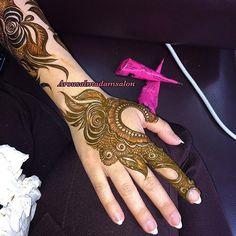 #arousalmadamsalon #henna #salon #uae #henna_art #artist #hennaaddict…