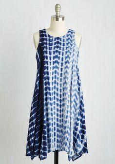 Tie-Dye for First Dress | Mod Retro Vintage Dresses | ModCloth.com
