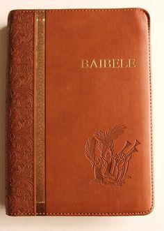 The Bible in Bemba Language / Brown Leather Bound with Golden edges / Baibele wa Mushilo uwabamo Icipingo ca Kale ne Cipingo cipya / OV052