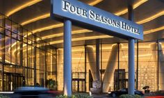 Four Seasons Makes Forbes Five-Star History: Earns More Five-Star Ratings Than Any Other Hotel Brand in Single Year Since Guide's Inception - TheTopTier - The Best In Luxury and Affluence Four Seasons Hotel, Cat Friendly Hotels, Cat Health Care, Pet Hotel, Hotel Branding, Star Rating, Welcome Decor, Five Star, Guangzhou