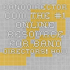 Banddirector.com - The #1 Online Resource for Band Directors! How to build a Multicultural Program