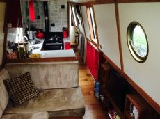 Boats for sale UK, boats for sale, used boat sales, Narrow Boats For Sale 2009 46ft Tug style Trad - Apollo Duck