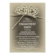 ==>Discount          rustic vintage engagement party invitation           rustic vintage engagement party invitation in each seller & make purchase online for cheap. Choose the best price and best promotion as you thing Secure Checkout you can trust Buy bestDiscount Deals          rustic vi...Cleck Hot Deals >>> http://www.zazzle.com/rustic_vintage_engagement_party_invitation-161032602484481923?rf=238627982471231924&zbar=1&tc=terrest