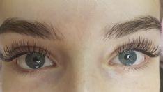 Prachtige one by one lashes gezet vandaag! Lashes, Nails, Beauty, Finger Nails, Ongles, Eyelashes, Nail, Beauty Illustration, Eyebrows