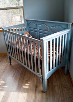 Crib Makeover