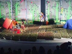 "#Happeningnow  Apollon Theater- @portocarras ""Μια γιορτή στου Νουριάν"" ,άρχισε!! #PortoCarrasFestival #theater #againstracism #summer2016 #civilization #sithonia #halkidiki #luxury #resort"