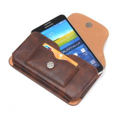 High Quality Wallet Leather Case With Belt Clip Holster For Samsung Galaxy Mobile Phone Waist Bag Phone Wallet, Card Wallet, Samsung Galaxy S5, Holster, Pouch Pattern, Leather Case, Pu Leather, Belt Pouch, Mobile Phone Cases