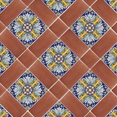 Hint Of Spanish Tile 12 Spanish Mission Red Terracotta Floor Tile
