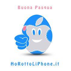 HoRottoLiPhone Logo Pasqua