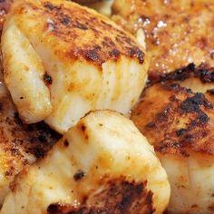 Coconut Curry Scallops Recipe