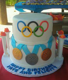 {Trendy Tuesday} — Summer Olympics Desserts