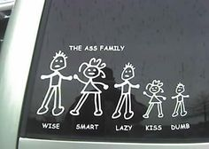 The Ass Family.