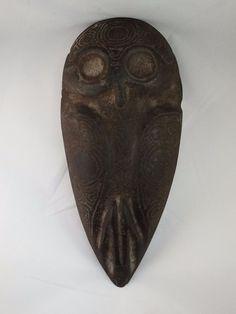 """Monumental Taino """"Owl"""""""