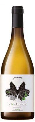 Javier Sanz VMalcorta 2014, #vino blanco de Rueda elaborado con las variedades Verdejo y Malcorta.