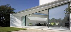 Baie vitrée coulissante - BARNES by Ian Hay Architects - Cantifix Architectural Glazing