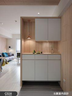 Pantry                                                                                                                                                     More Office Cabinet Design, Shoe Cabinet Entryway, Shoe Cabinet Design, Kitchen Cabinet Design, Foyer Design, Home Room Design, Home Interior Design, Living Room Partition Design, Room Partition Designs