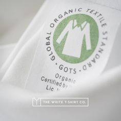 All our t-shirts reach the Global Organic Textile Standard www.global-standard.org]