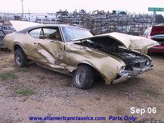 Rebuildable Muscle Cars   2008 Challenger SRT8 6.1 Hemi #2036/6400