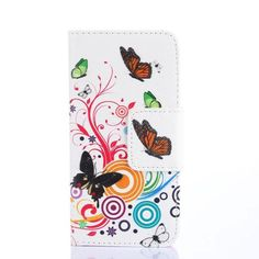 Luxury PU Leather Cell Phone Flip Case Cover For Samsung Galaxy S4 S5 S6 S6 edge S7 S7 edge S3 Mini S4 Mini S5 Mini Phone Cases