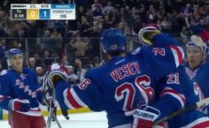 New York Rangers' Jimmy Vesey Is Tied For NHL Lead In Goals (Video) | Elite Sports NY