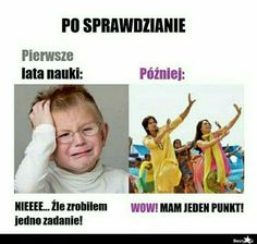 I to moi kochani jest życiowa prawda 😂 Very Funny Memes, Wtf Funny, Polish Memes, Weekend Humor, Really Funny, Life Lessons, I Laughed, Best Memes, Haha