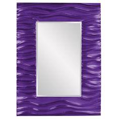 Howard Elliott Zenith Wall Mirror - 31W x 39H in. - 56042