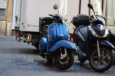 Roma, Italy LML Star  #rollerausblech #vespa