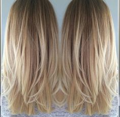 different types of hair styles for effet de m 232 ches violine et pastel avec balayage blond 7883