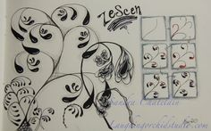 My Tangles .. – Laughing Orchid Studio