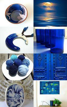 Truly Blue by Paula on Etsy--Pinned with TreasuryPin.com