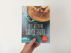 DET ÆLTEFRI GRYDEBRØD Bookdesign by Martin Flink